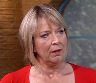 Fern Britton reveals she is battling depression