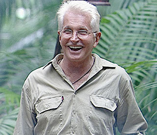 'I'm a Celeb…' fave George Hamilton quits the jungle
