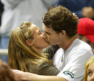 Andy Murray splits with his girlfriend of four years