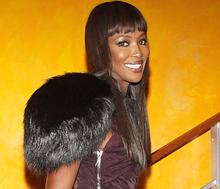 Naomi Campbell in talks to take on model TV show