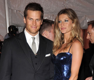 Gisele Bundchen welcomes baby boy with Tom Brady