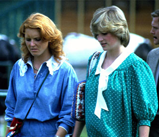 Sarah Ferguson reveals lessons learned from Diana rift