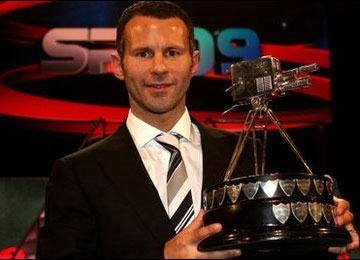 Ryan Giggs shocked at Sports Personality win
