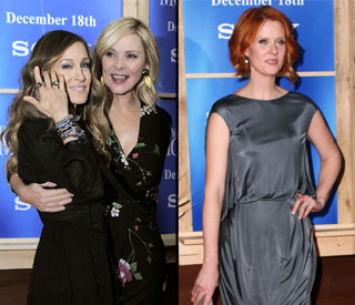 'Sexy' ladies support Sarah Jessica Parker at premiere