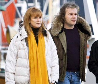 Sarah Ferguson to spend Christmas in Norway with Geir