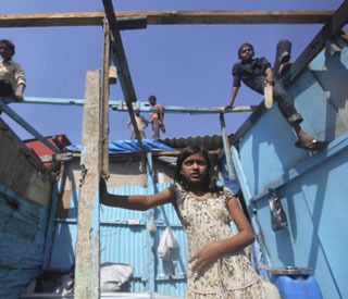 Slumdog star Rubina Ali sees family home bulldozed