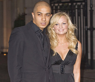 Emma Bunton mourns loss of partner's dad