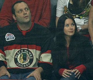 Vince Vaughn marries in private New Year ceremony