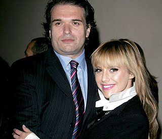 Brittany Murphy's husband and mum united in grief
