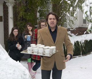 Jonathan Ross' BBC departure due to 'Sachsgate'?