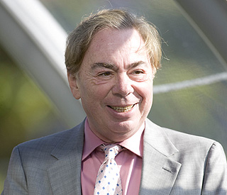 Relieved Andrew Lloyd Webber cleared of cancer