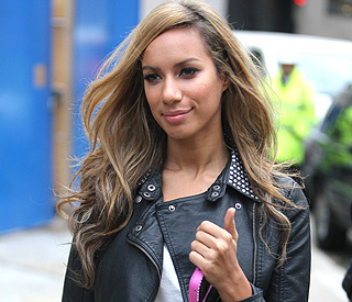 Leona Lewis caught up in police gun drama