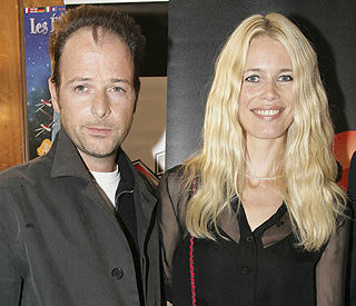 Supermodel Claudia Schiffer is expecting a baby