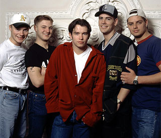 New Boyzone single to feature Stephen Gately vocals