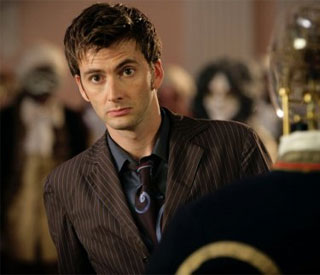 David Tennant's US debut reportedly put on hold