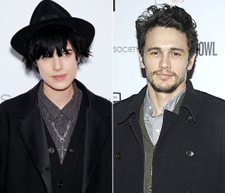 Agyness Deyn nets Spider-Man actor James Franco