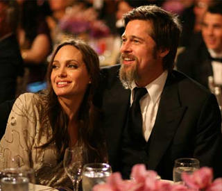 Brad Pitt and Angelina 'sign prenup-style document'