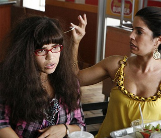 Ugly Betty cancelled after four series