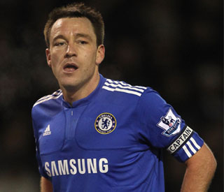 John Terry's England future in doubt after affair
