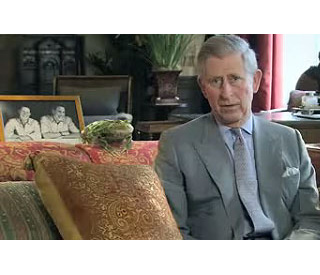 Prince Charles: 'I suffer abuse for my green views'