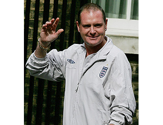 Paul Gascoigne arrested twice in two days