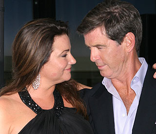 'I'm in love like the first day:' Pierce Brosnan on wife