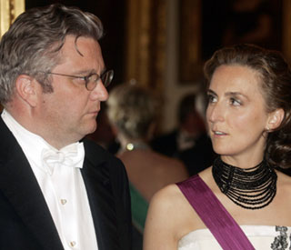 Crisis rumours surround marriage of Prince Laurent