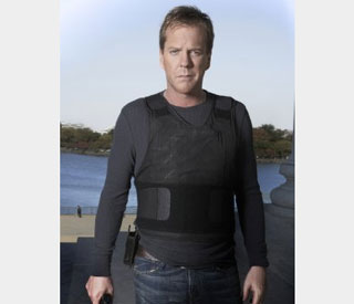 24 suspended as Kiefer Sutherland undergoes surgery