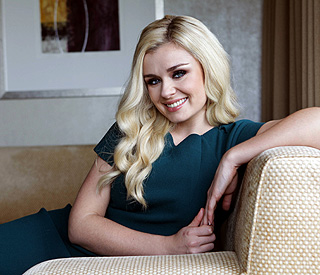 Katherine Jenkins turned down £1m to strip naked