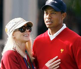 Tiger Woods and wife Elin reportedly living apart