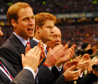 Princes William and Harry plan first joint trip to Africa