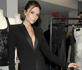 Victoria Beckham on 'naturally thin' models