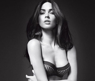 Sexy starlet Megan Fox not 'classy' in underwear