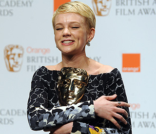 Carey Mulligan's Bafta win 'unbelievable' says aunt