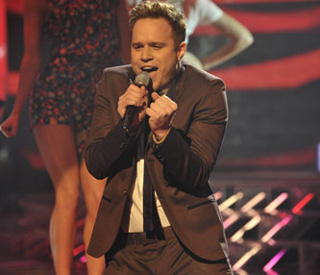Two record deals for X Factor runner-up Olly Murs