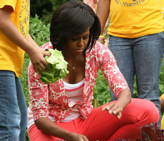 Michelle Obama reveals emotion behind health project