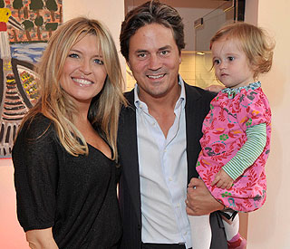 'Holby City' star Tina Hobley welcomes baby boy