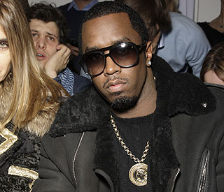 Woman arrested near the home of P Diddy