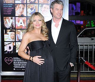 Baby girl for 'Grey's Anatomy' star Eric Dane and wife