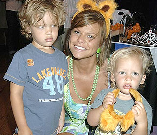 Jade Goody leaves £3m to young sons