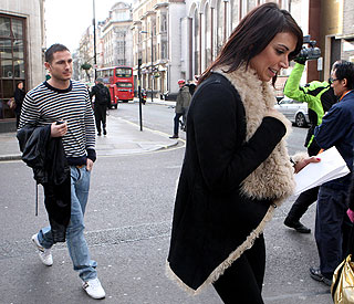Christine Bleakley steps out with Frank Lampard