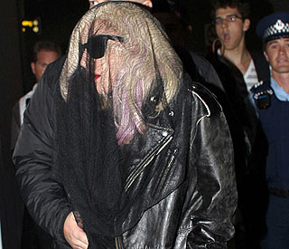 Lady Gaga's style leads to body search at Heathrow