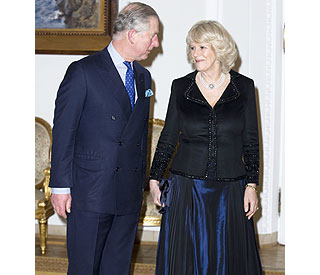 Bad back forces Camilla to change her plans abroad