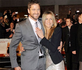 Gerard Butler: 'Jennifer Aniston and I are just friends'
