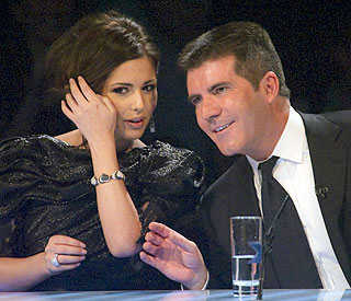 Simon Cowell cementing $2.2m deal for Cheryl Cole