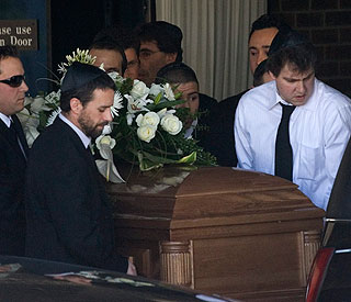 Corey Haim laid to rest in private Toronto service