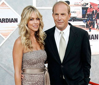 Kevin Costner to become father for seventh time