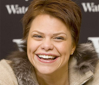 Mum reveals Jade Goody's departing smile