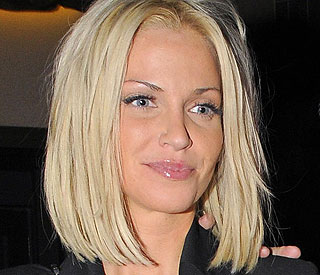 New hairstyle, new start: Sarah Harding goes solo