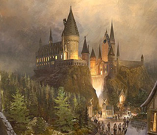 Hogwarts burns down as fire hits 'Harry Potter' set